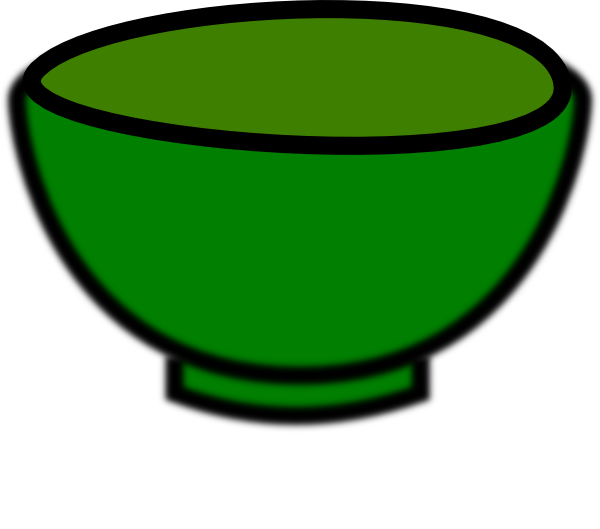 Bowl Clip Art at Clker.com - vector clip art online, royalty free ...