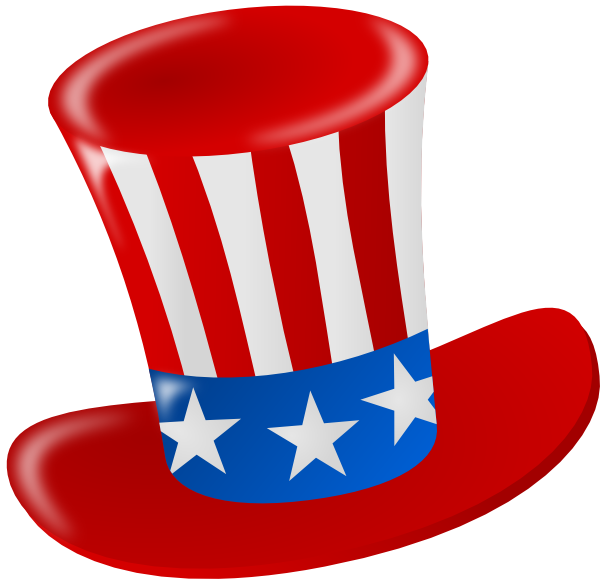 uncle sam american hat clip art at clker com vector clip art rh clker com uncle sam clipart free free clipart uncle sam pointing