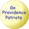 Patriot Volleyball Clip Art