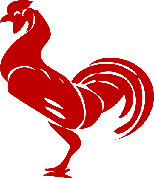 rooster clip art images - photo #17