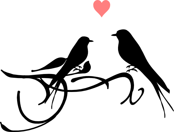 Love bird clip art - photo#13