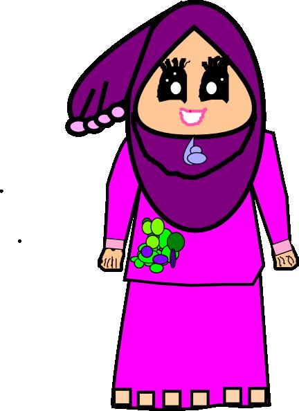 Melayu tudung cute - 4 3
