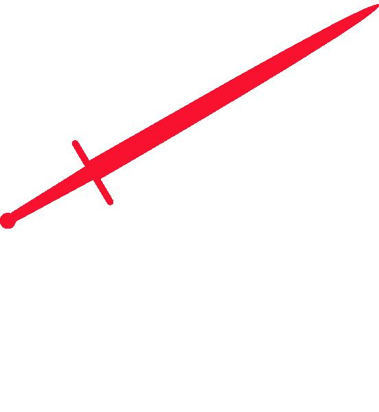 Red Sword By Kawaljeet Singh Clip Art at Clker.com ...