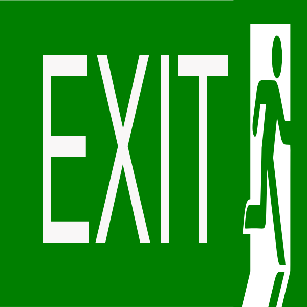 exit ticket clipart - photo #45