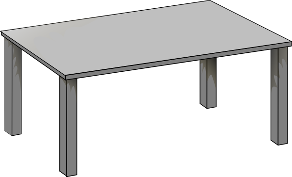 coffee table clipart black and white. download this image as: coffee table clipart black and white