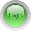 Login Green Clip Art