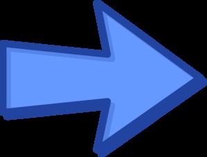Blue Arrow Blue Clip Art at Clker.com - vector clip art ...
