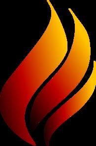 Flame Torch Clip Art At Clker Com Vector Clip Art