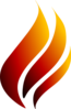 Flame (torch) Clip Art