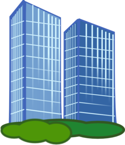 Commercial Property Clip Art