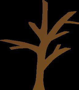 Bare Tree Clip Art At Clker Com Vector Clip Art Online Royalty