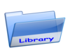 Library Folder Clip Art