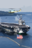 He Aircraft Carrier Uss Abraham Lincoln (cvn 72) Returns Home From Nearly A Ten-month Deployment In Support Of Operations Enduring Freedom And Iraqi Freedom Clip Art