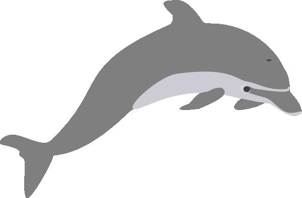 dolphin outline grey clip art at clker com vector clip art online rh clker com dolphin clip art for kids dolphin clip art for kids