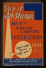 Say It With Stamps  Buy!! Nassau County Poster Stamps :  What Helps Nassau Helps You!  Clip Art