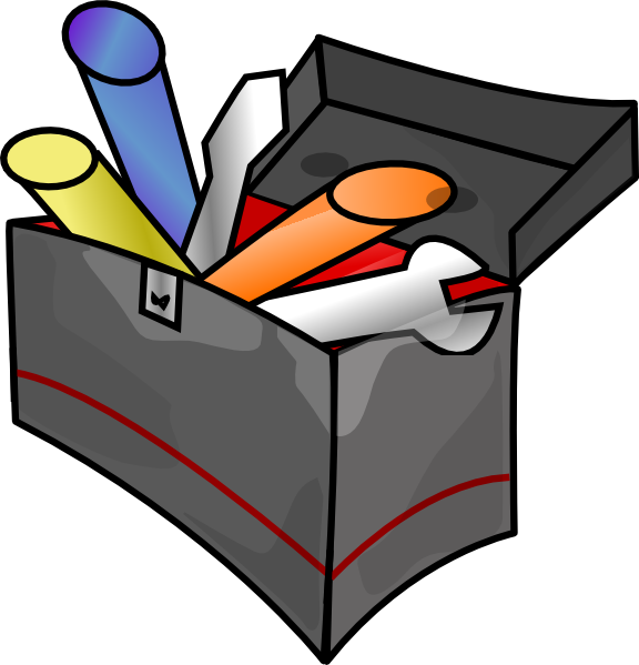 Empty Toolbox Clipart Tool Box Clip Art at C...