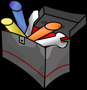 Clip Art Toolbox Clipart tool box clip art at clker com vector online royalty art