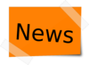 News Orange Clip Art