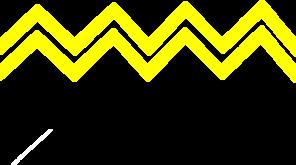 yellow zig zag clip art at clker com vector clip art online rh clker com zig zag clip art arrow zig zag clip art arrow
