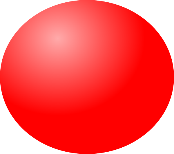 red bal