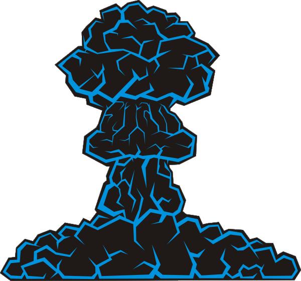 Animated Mushroom Cloud Mushroom cloud clip art