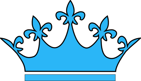 Queen Crown Clip Art at Clker.com - vector clip art online, royalty ...