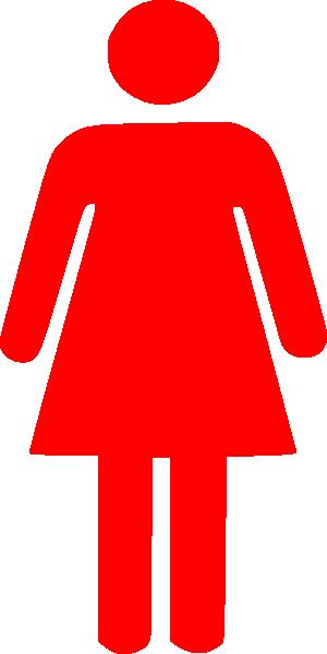clipart ladies toilet - photo #38