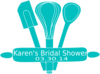 Kitchen Themed Bridal Shower 2 Clip Art