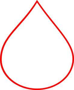 Red Blood Clip Art