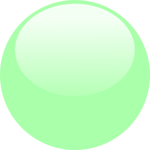 Bubble Sky Green Clip Art