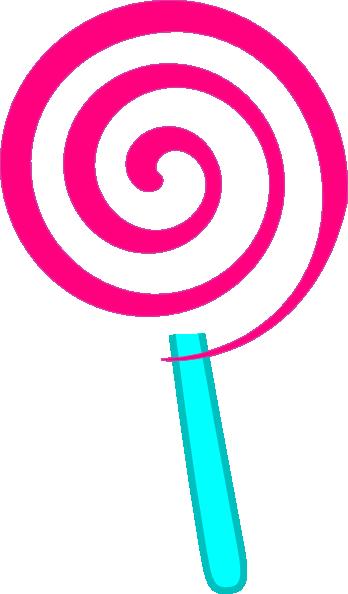 Lollipop Clip Art Clip Art at Clker.com - vector clip art online ...