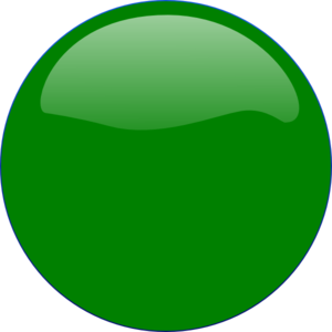 Green Circle Icon Clip Art at Clker.com - vector clip art ...