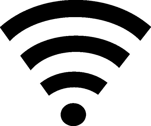 wifi logo clip art at clkercom vector clip art online