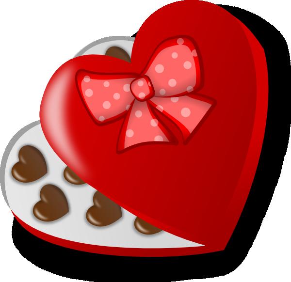box of chocolates clip art at clker com vector clip art online rh clker com Chocolate Chips Chocolate Art