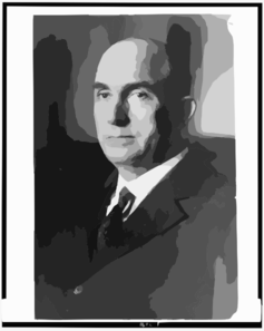 [carl Hayden, Head-and-shoulders Portrait, Facing Left]  / National Photo Co., Washington, D.c. Clip Art