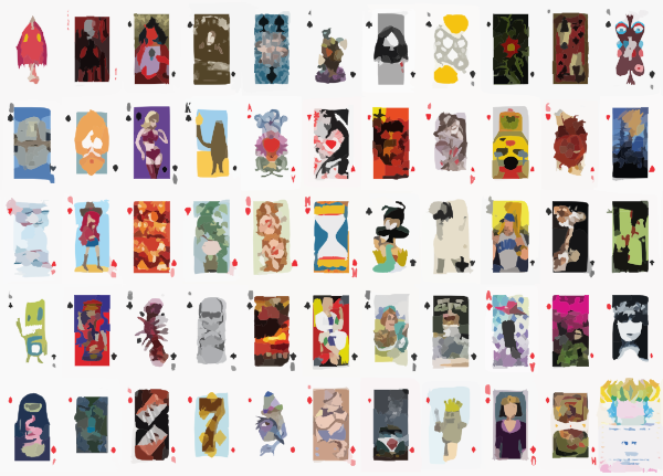 clip art free playing cards - photo #19