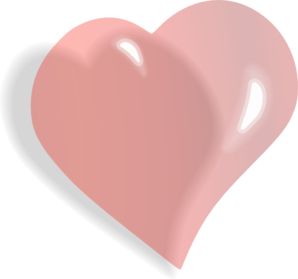 Heart 1 33 Transparent Clip Art Clip Art