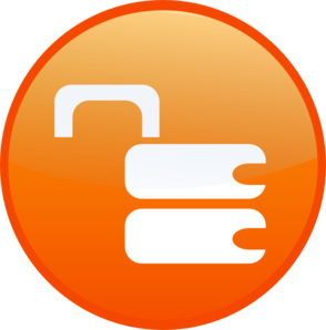 Unsecure Lock Clip Art