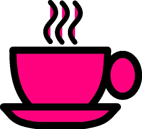 pinktea cup clip art at clker com vector clip art online royalty rh clker com tea cup clip art free download tea cup clip art printable free