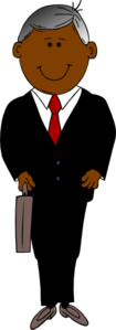 Businessman Clip Art