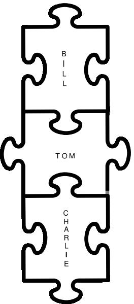 3 piece puzzle clipart 1 clip art vector site