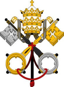 Holy See Vatican Arms Clip Art