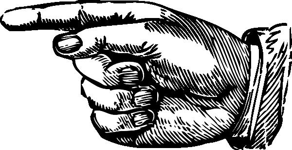 Left Point Clip Art at Clker.com - vector clip art online ...