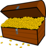 Treasure Box Clip Art