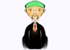 Asian Man Clip Art