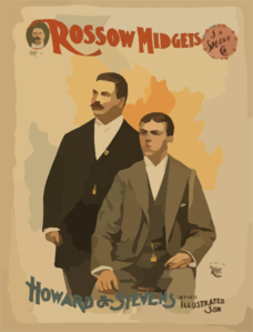 Rossow Midgets, Star Speciality Co. Clip Art