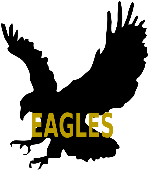 free eagles football clipart - photo #47