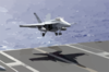 An F/a-18f Super Hornet Prepares To Make An Arrested Landing Clip Art
