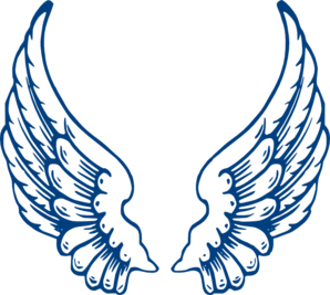 Bbb Angel Wings Clip Art