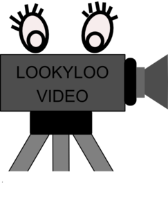 Lookyloo Video Clip Art